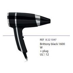 Sèche-Cheveux BRITTONY noir