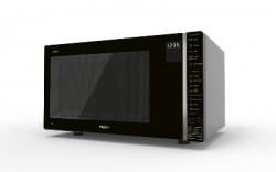 Micro-ondes gril 30L Argent SPD