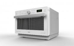 Micro-ondes combi, 33L, 900W, Blanc