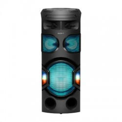 All-in-one high power audio system