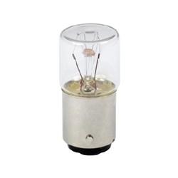 Lampe Ba15d 260V 5W