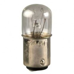 Lampe Ba15d 220V 5W
