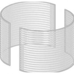 Diffuseur pour des colonnes lum. XVB