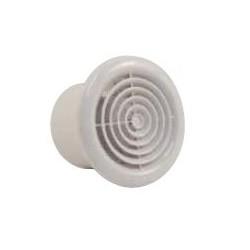 Ventilateur méc.7131-R (100mm) blanc DIY