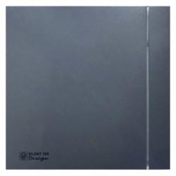 Ventil. salle de bain 4C design gris