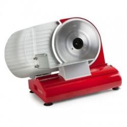 Trancheuse rouge dia.22 cm 200 Watt