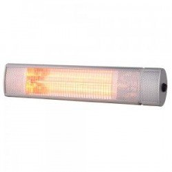 Patio Heater 2000W 600x105x80mm IP65
