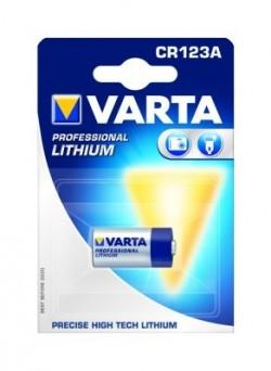 Pile Professional Lithium CR123A (x1)