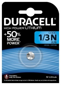 DURACELL SPECIALTY LITHIUM 1/3N (x1)