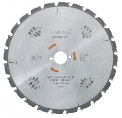 Lame de scie circulaire HW/CT 190x30, 14