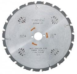 Lame de scie circulaire HW/CT 152x20, 12