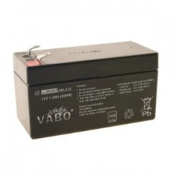 Batterie 12V 1.2Ah 90x50x40mm