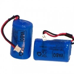 Batterie er14250m pitch 1,25mm con 11717