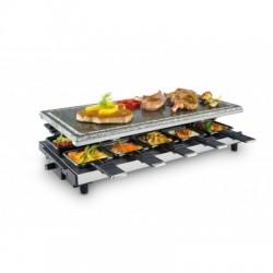 Raclette/pierre à griller 1500W