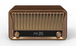 Vintage BT + DAB Speaker