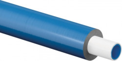 Unipipe+ WHITE  S6 WLS 040 25X2 5 BLUE