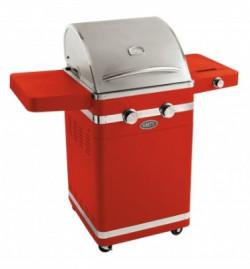 Outdoor Kitchen Bernini Boretti rouge