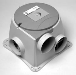 CMF 14 Ventilateur simple flux moteur AC