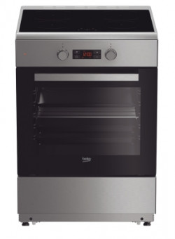 CUISINIERE A INDUCTION INOX