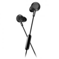 Ecouteurs intra-auriculaires noir