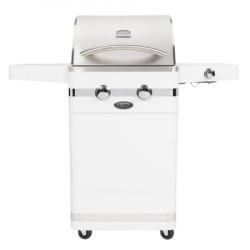 Bernini barbecue à gaz blanc