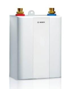 Chffe-eau instan. 2,4l/min 4,5kW sous