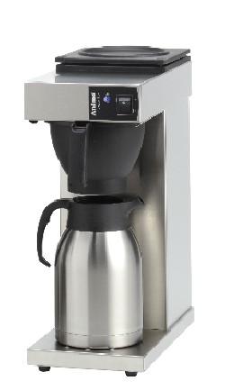 Cafetière inox 2 litres