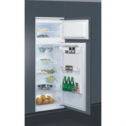 Réfrigérateur combi top encastrable