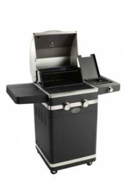Bernini barbecue à gaz noir
