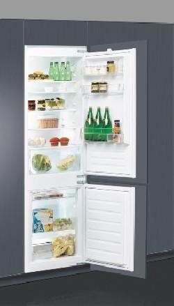 Réfrigérateur combi int. 195+80L A+