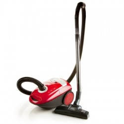 Aspirateur compact 700W Eco AAA rouge