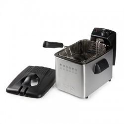 Friteuse couvercle filtre 3 l 2200 W