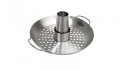 BBQ set cuisson vapeur pour volaille