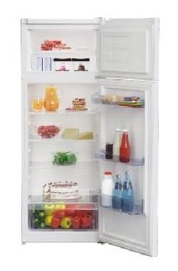 Réfrigérateur Combi Top 177/46l A+ blanc