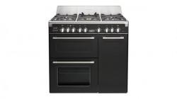 Toscana cuisinière 90cm induction noir
