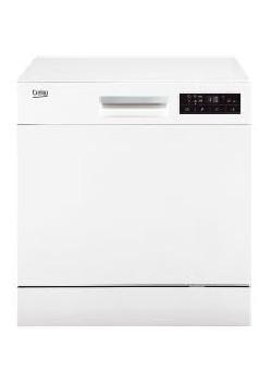 Lave-vaisselle pose libre Compact blanc