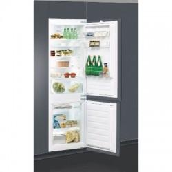 Réfrigérateur combi bottom 195+80L A++