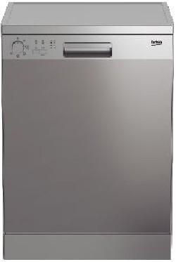 Lave-vaisselle pose libre inox A+