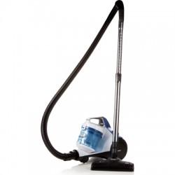 Aspirateur blanc/bleu 700 Watt