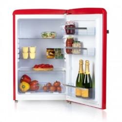 Réfrigér. de table 121l A++ RETRO RED