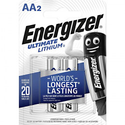 ENERGIZER ULTIMATE LITHIUM FR6 AA BL2