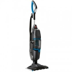 Double functional steam mop