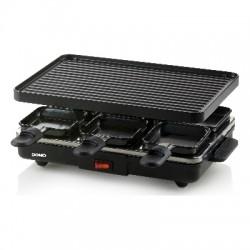 Raclette, grill - 800 Watt - 6 p