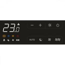 Thermostat à encastrer pr Airleaf 2pipes