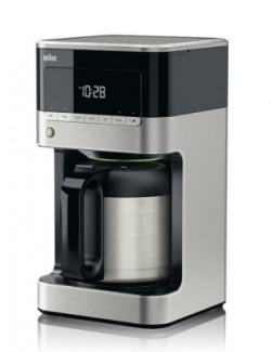 PurAroma7 1000W,10 cups,thermo jug,inox