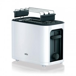 Toaster HT 3010 WH - 1000W - 2 fentes