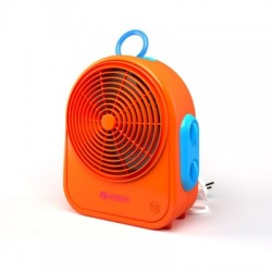 Ventiloconvecteur 2000W orange