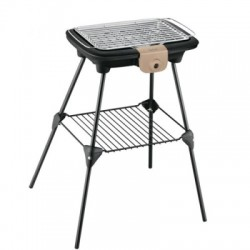 BBQ Easy Grill Pieds