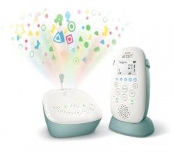DECT BABY MONITOR Special color