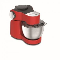 Robot de cuisine Wizzo + access. rouge